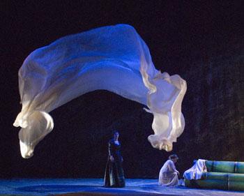 Otello (Foto: Erik BergCopyright: Den Norske Opera)