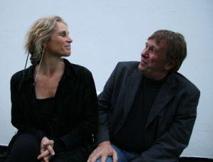 Anne Lande og Per Husby (Foto: Klausine Røtnes)
