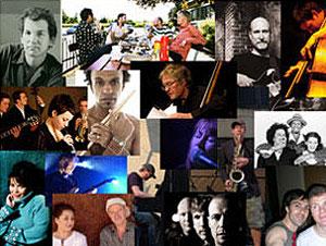 Nasjonale jazzscene_collage