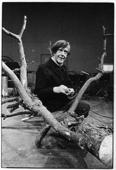 John Cage, Høvikodden (Foto: Henie Onstad)