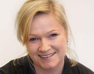 Janne Stang Dahl, Norsk kulturråd (Foto: Ann Iren Ødeby)
