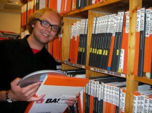 Lars Mørch Finborud (Foto: Erling Wicklund)