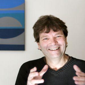 Edvin Østergaard (Foto: Håkon Sparre - Universitetet for miljø- og biovitenskap)