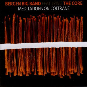 Bergen Big band feat The Core_omslag