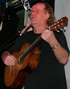 Jørn Simen Øverli (Foto: Carl Kristian Johansen)