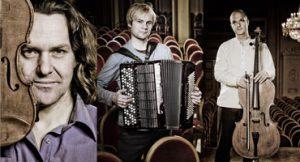 Sponberg/Haltli/Gimse/Foto: Rikskonsertene