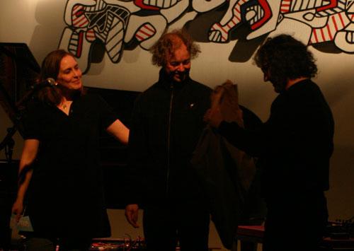Harald Fetveit_Pauline Hall-prisen (Foto: Carl Kristian Johansen)