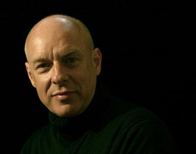 Brian Eno (Foto: presse_punktfestival.no)