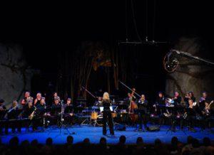 Det Norske Blåseensemble3, Oslo Jazz08/Foto: Ole Albrekt Nedrelid