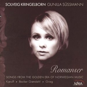 Solveig Kringlebotn, Gunilla Süssmann_Romanser_cover