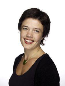 Astrid Kvalbein_bak (Foto: Jarle Nyttingnes/NMH)