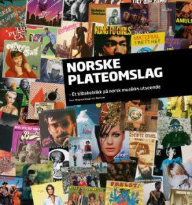 Norske plateomslag bak