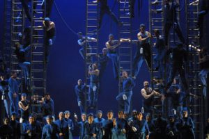 Den flygende hollender/ Foto: Frédéric Desmesure / Opéra National de Bourdeaux