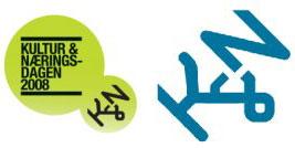 Logo kultur og næringsdagen 08