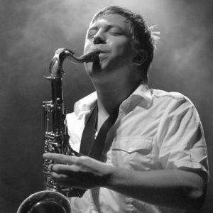 Håkon Kornstad (Foto: Ann Iren Ødeby/Nasjonal Jazzscene)