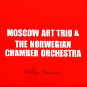 Moscow Art Trio Village Variations_omslag