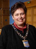 Rita Ottervik (Foto: trondheim.kommune.no)