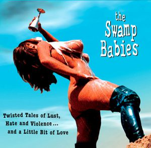 The Swamp Babies_Twisted Tales of Lust_omslag