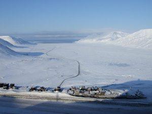 Svalbard_horisont (Foto: Per Gisle Galåen)