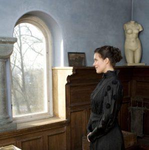Isa Katharina Gericke som Eva Nansen/Foto: Observatoriet/Simax