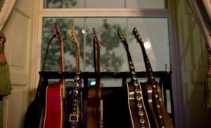 Gitarer i det Hvite Hus