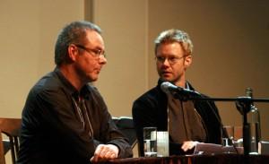 Nils Henrik Asheim og Magnus Andersson