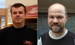 Thomas Gramstad og Bjørn Remseth, Elektronisk Forpost Norge