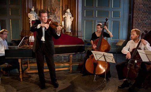 Norsk Barokkorkester Foto: nbo.no