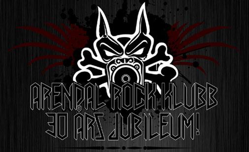 Arendal Rock Klubb 30 år