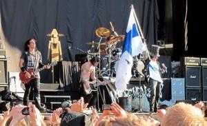 Alice Cooper, konsert i Helsinki 2011