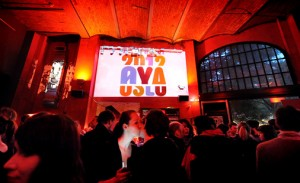 Fra Øyas klubbkveld i Berlin på Bi Nuu.