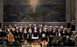 Munch-koret, NK Oslo-Akershus
