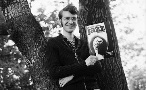 Erling Wicklund formidlet bredt fra norsk jazzliv også på 70-tallet