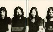 Pink Floyd - Meddle gatefoldinnside