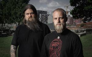 Ivar Peersen Bjørnson (t.v.) og Einar Kvitrafn Selvik