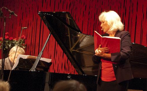 Håvard Gimse og Lise Fjeldstad