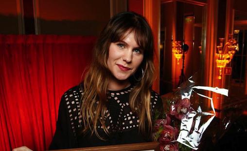 Ida Jenshus. Foto: Kristin Svorte.