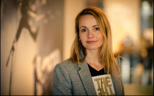 Film jobber på samme måte, men musikknæringen har ikke klart å samle et næringspolitisk råd før nå, sier Kathrine Synnes Finnskog.