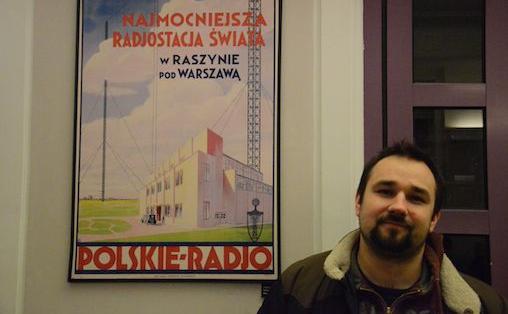 Vi har hatt en separat musikalsk kultur, delvis av politiske årsaker. Og vi har mistet den, forteller Michał  Mendyk. Foto: Ola Nordal