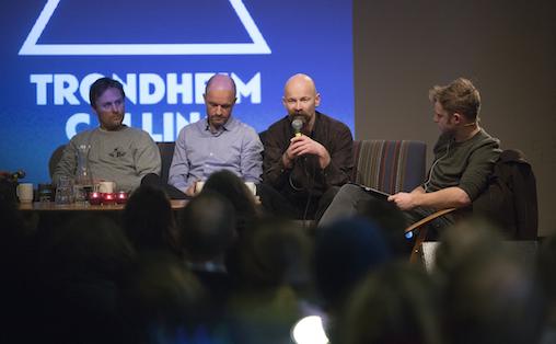 Panel_TrondheimCalling