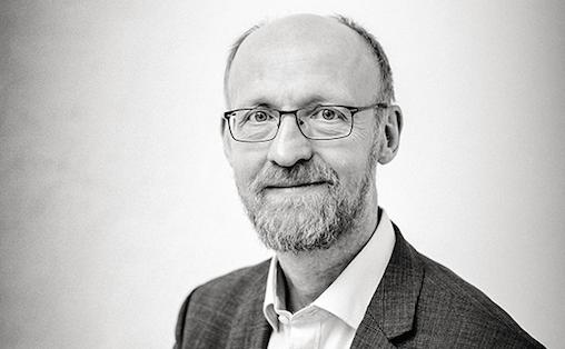 Yngve Slettholm i Kopinor mener at EU har en klar intensjon om å endre opphavsretten. Foto: Norsk kulturråd.