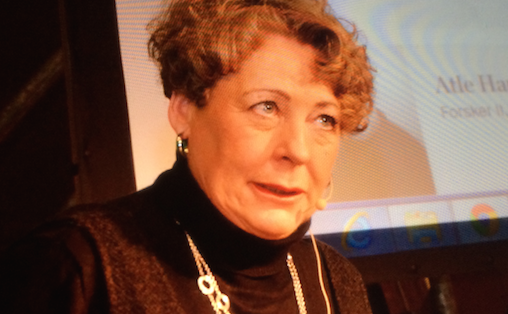 Tone Haraldsen leder det nye nasjonale kunnskapssenteret for kulturnæringene.