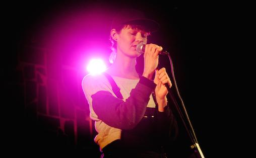 Hanne Kolstø måtte venne seg til å «bare være» vokalist. Foto: Thomas Kolbein Bjørk Olsen