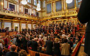 NOSO på turnè til Salzburg og Wien i Østerrike, April 2015.
