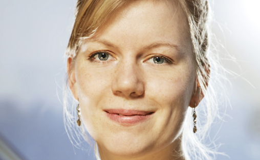 Eva Steinaa. Foto: Per Morten Abrahamsen.
