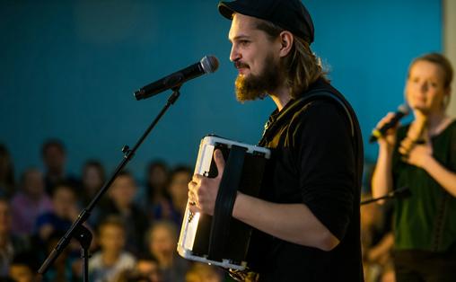 Foto: Lars Opstad/Rikskonsertene.