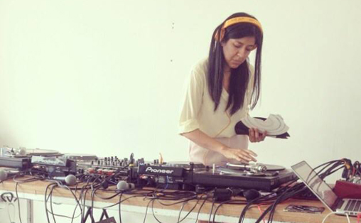 Maria Chavez forholder seg helst til Soundcloud som publikasjonsverktøy.