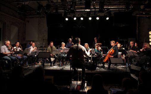 Kitchen Orchestra Foto: Krzysztof Daniel Janicki.