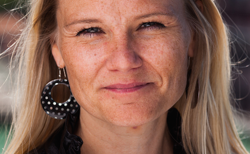 Monica Larsson, Foto: Peirik