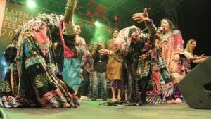 Jaffna Music Festival,   et Rikskonsertene-støttet prosjekt i Sri Lanka. Fotograf: Daniel Nørbech, Rikskonsertene.